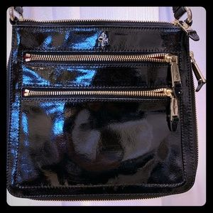 Cole Haan black patent leather Handbag